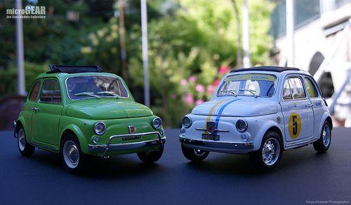 Fiat 500 - Fiat 500 Berlina Abarth Vere o modelli?