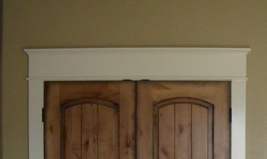 Doors With Mdf Trim Decor Ideas Pinterest Door