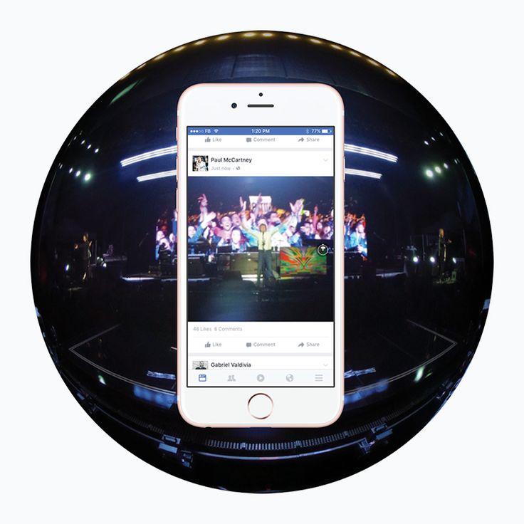 Βίντεο 360 μοιρών και εικονική πραγματικότητα