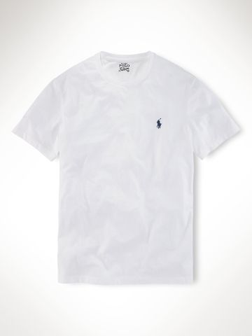 Custom Short-Sleeved T-Shirt - Polo Ralph Lauren Tees - RalphLauren.com (I WANT!!!)