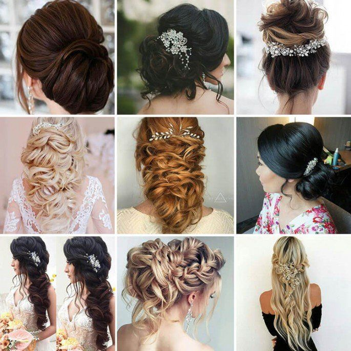 35 Best Wedding Hairstyles Ideas You Can Do Yourself Sensod Create Connect Brand Hair Styles Wedding Hairstyles Hairstyle For Wedding Day