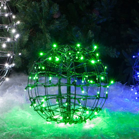 17 Best images about Green Lights on Pinterest Green led, C9 led christmas lights and String ...