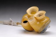 Denver Museum of Nature and Science:  Jarvik 7 Artificial Heart