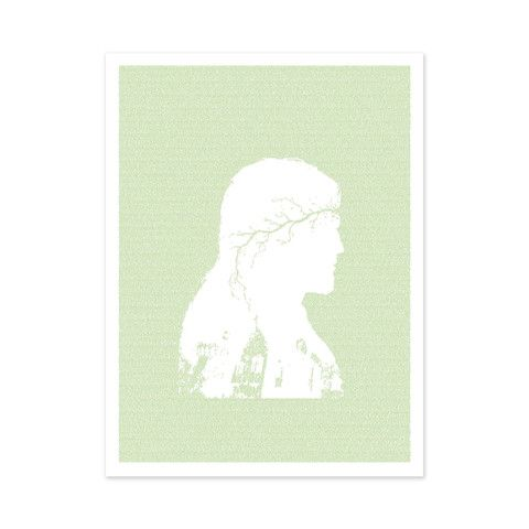 Frankenstein | Book Poster | Litographs