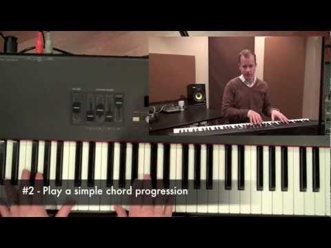 Worship Keyboard Tutorials