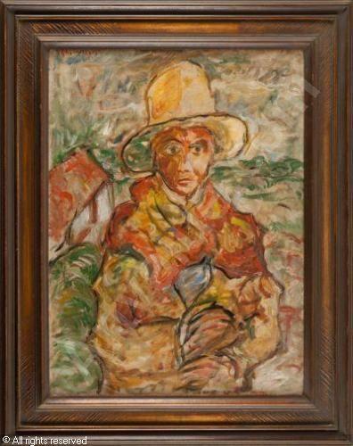 CZYZEWSKI Tytus - Autoportret