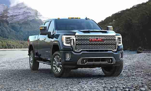 2020 Gmc Sierra Hd Release Date Gmc Trucks Gmc Sierra Gmc