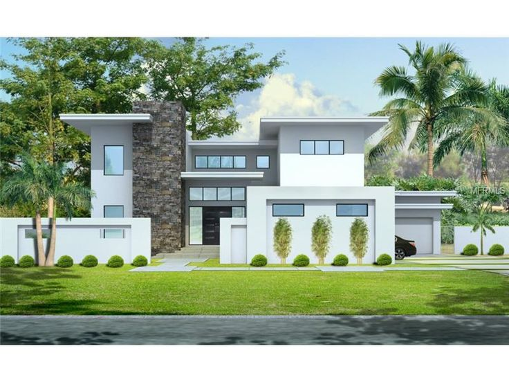 In Love Modern New Construction South Tampa 4806 W