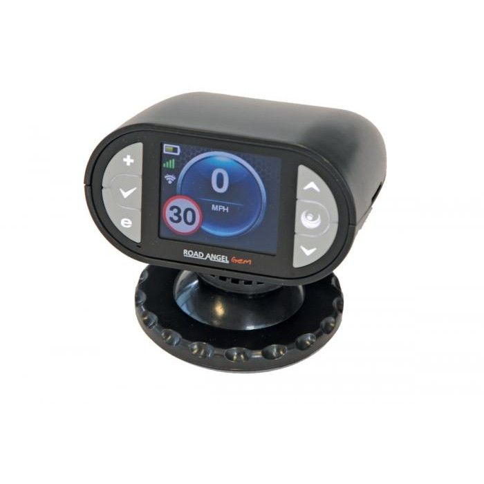 Road Angel GEM Advanced speed camera alert system and traffic blackspot device - Car Audio Centre
