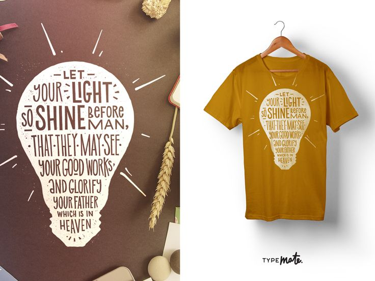 Holy Lettering by Typemate