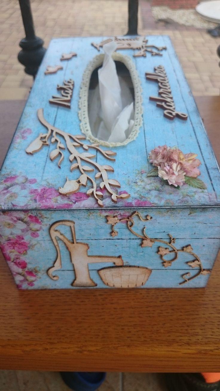 BOX - OUR GARDEN