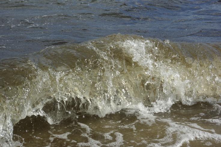Waves at Brzeźno