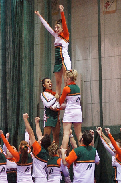 Cheerleading 2011 UQTR: Photos, Stuff, 2011 Uqtr