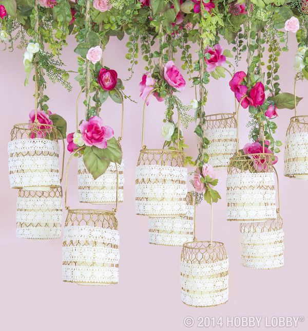 Hobby Lobby Wedding Ideas: 107 Best Images About Hobby Lobby DIY & Crafts On