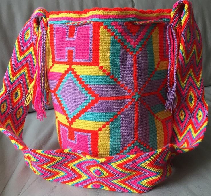 A personal favorite from my Etsy shop https://www.etsy.com/listing/226816117/wayuu-bag-mochila-hand-woven-ship
