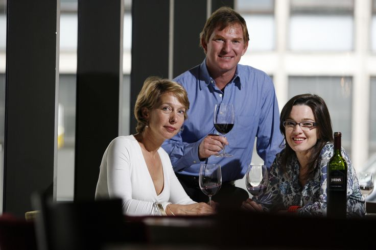 Gary & Kathy Jordan with their business partner Neleen Strauss