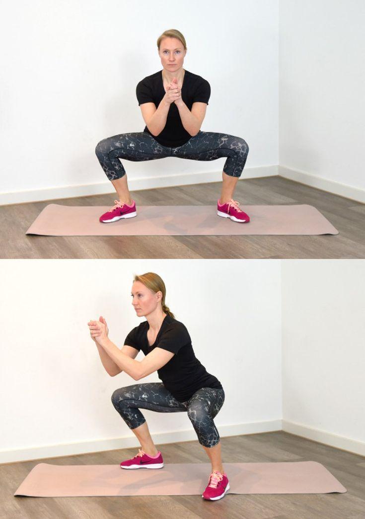 Das 3-Minuten-Workout für schlanke Beine – Gesundheit und Fitness