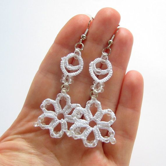 delicate white by Gosia on Etsy