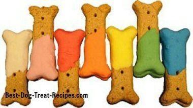 Dog Treat Icing Makes Treats Fun!   Best Dog Treat Recipes