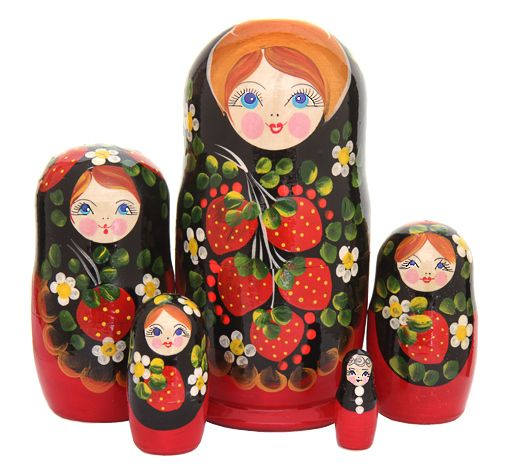 Russian traditional matrioshka http://www.artshop-rus.com/products/russkie-suveniry/matrjoshka