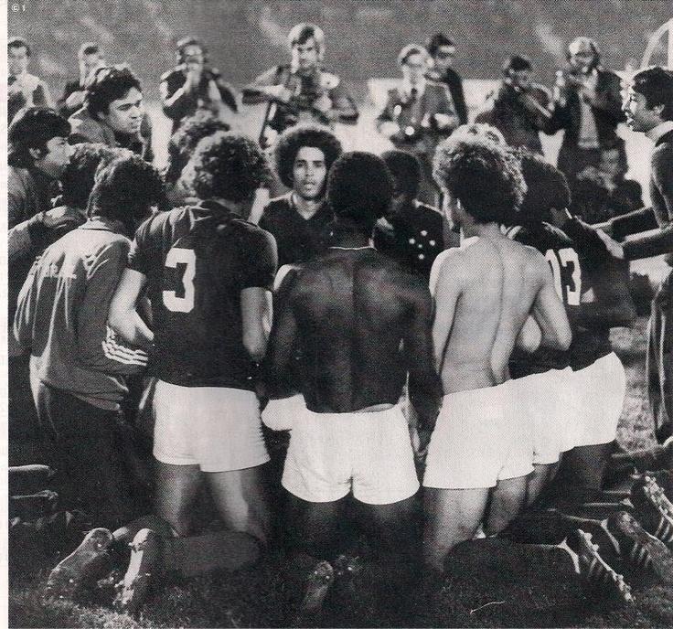 Cruzeiro e a Libertadores 76