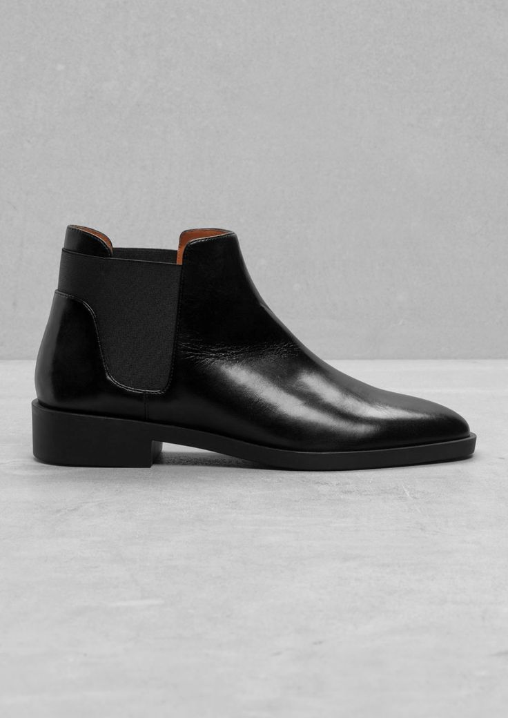 & Other Stories | Chelsea Leather Boots