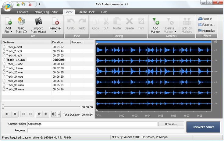 AVS Audio Converter. Convert audio files between any formats: MP3, WAV, FLAC, OGG, WMA, M4A, AAC, AC3 & more.