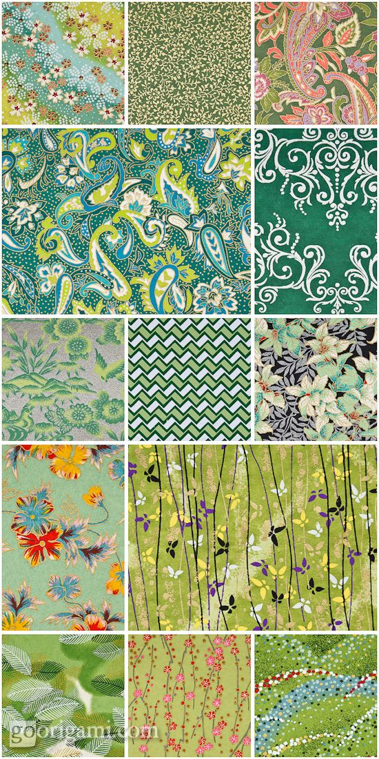 Japanese Chiyogami paper pattern