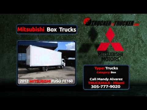 Mitsubishi Box Trucks For Sale | http://www.truckertotrucker.com/trucking/mitsubishi-fuso-box-trucks.cfm | Shop Mitsubishi box vans and trucks for sale online at Trucker To Trucker. Excellent selection and simple shopping with listings from Mitsubishi truck dealers, independent truck dealers and owner operators in the USA and Canada. New and used trucks for sale!