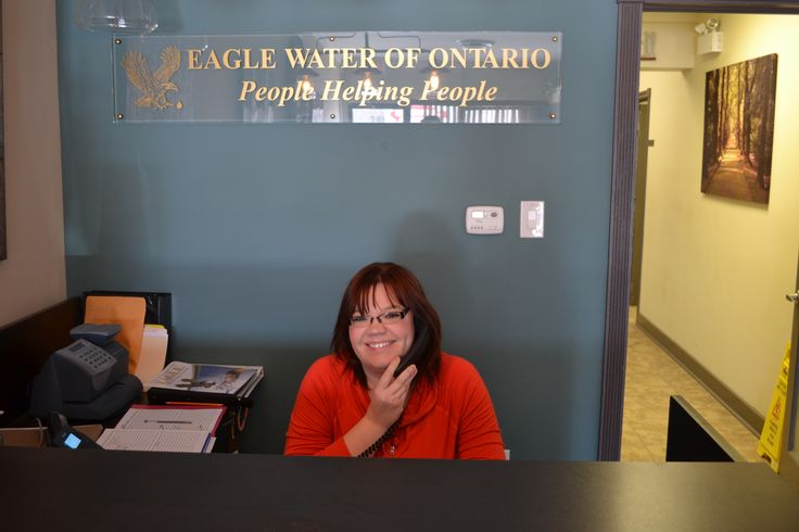 Our reception staff are always pleased to greet you at our corporate offices.