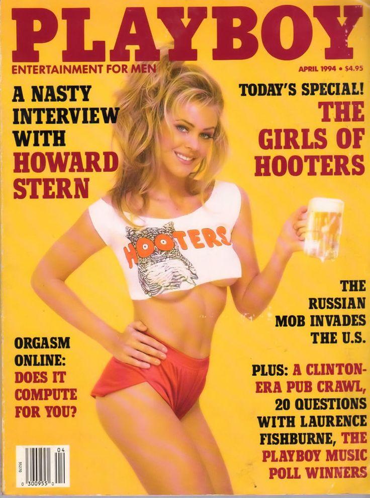Playboy April 1994 Playmate Becky Delossantos Heidi Mark -7309