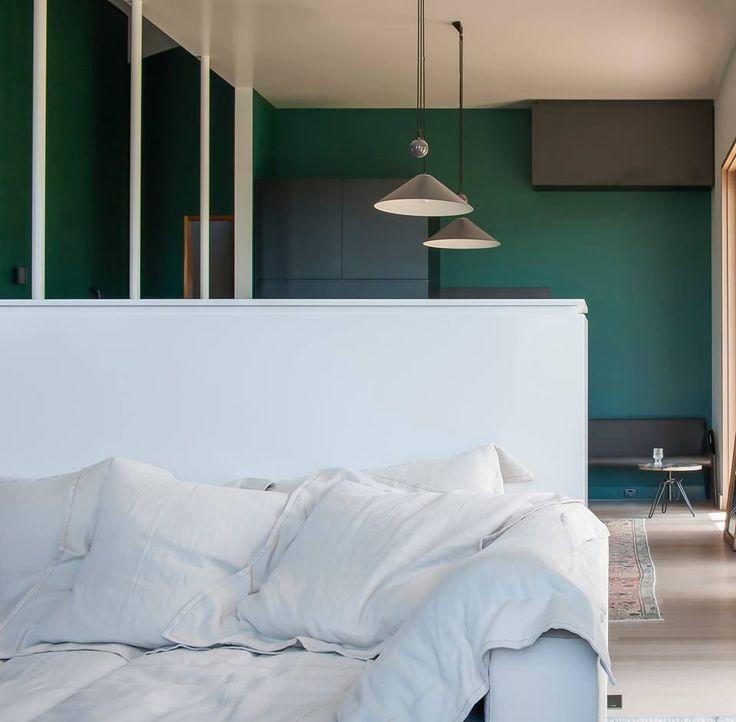 #Aggregato Pendants ► http://bit.ly/Aggregato #design Enzo Mari & Giancarlo Fassina  Journey House, Shoreham, Mornington Peninsula~Australia | Architect Honeyman+Smith | © Nicole England