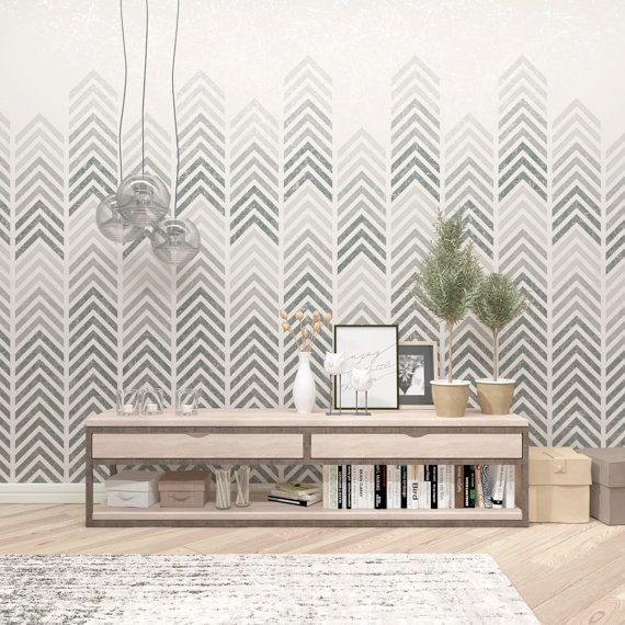 reticolo geometrico by Stencils Lab NY