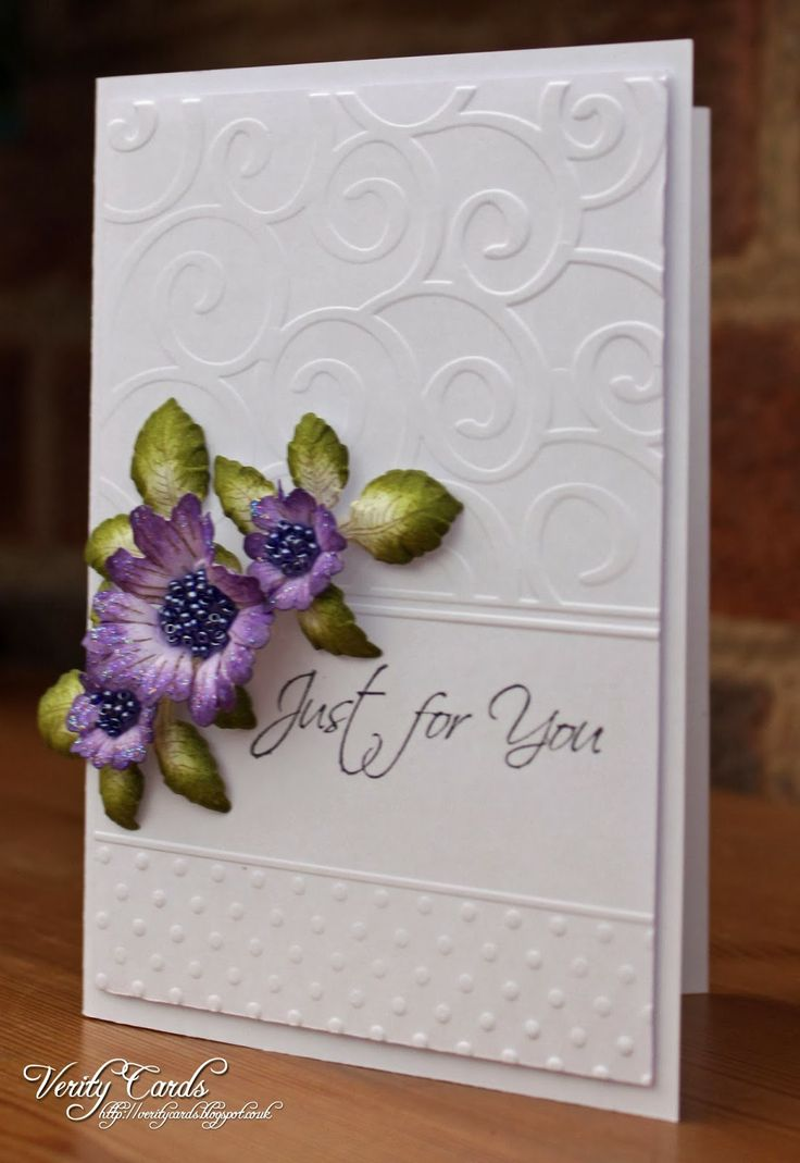 343 Best Thinking Of You Cards Images On Pinterest Handmade Cards