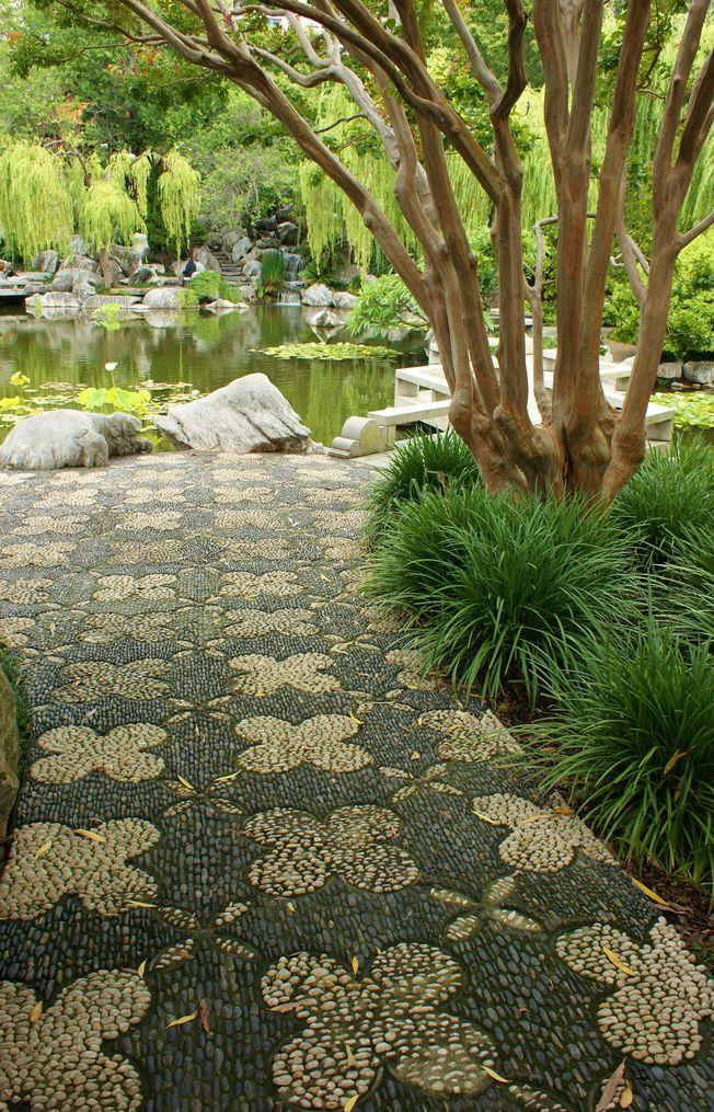 Chinese garden in Sydney