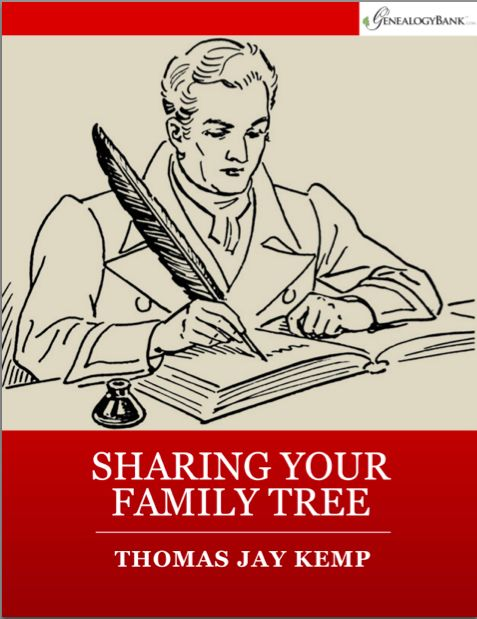 66 best genealogy books images on pinterest family trees family free ebook sharing your family tree by thomas j kemp fandeluxe Document