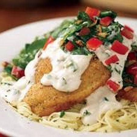 Jalapeno Garlic Tilapia by Johnny Carino's