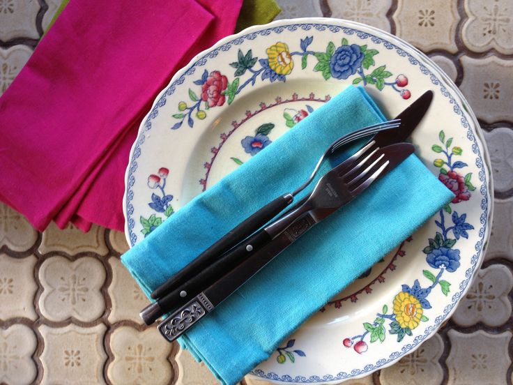 Which is greener, paper or cloth napkins?