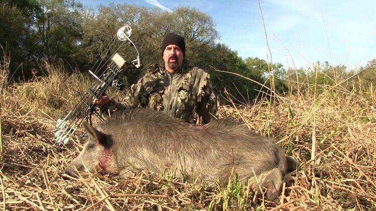Spyder Action Keith's Hog Hunt in Florida
