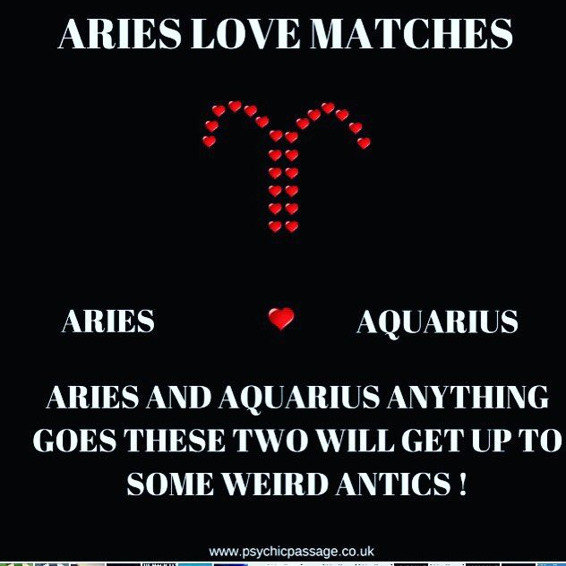 Aquarius Woman And Aries Man - An Enthusiastic Relationship