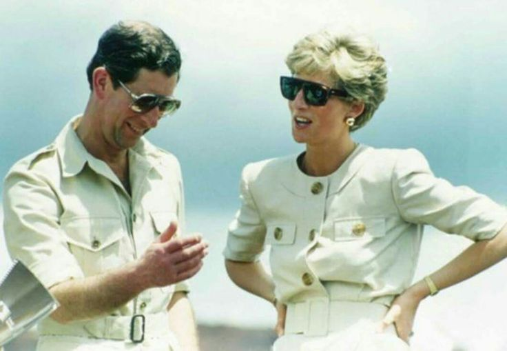 April 23, 1991 Princess Diana and Prince Charles visit a Mining Center in Carajas, Brazil  Diana, Princess of Wales 1961-1997