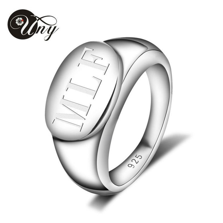 ==> [Free Shipping] Buy Best UNY 925 Sterling Silver Special Customized Engrave Family Valentine's Day gift Personalized Family Heirloom Mothers Rings Online with LOWEST Price | 32293023843
