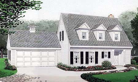 38 best Oakland images – Cape Cod House Plans With Attached Garage