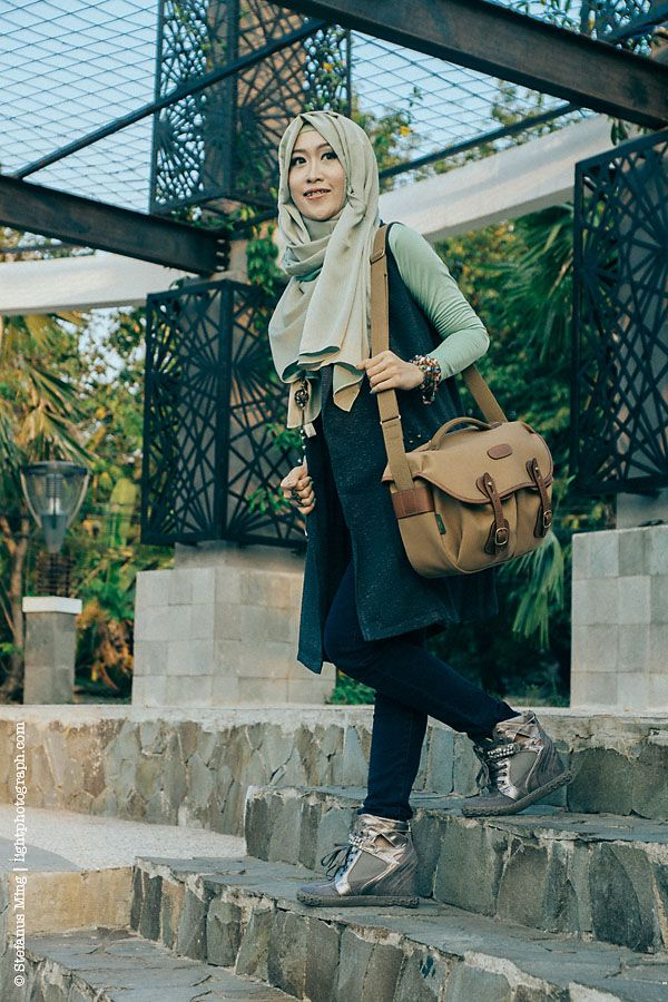 Thanks to Model : Hanamichi #Semarang #Indonesia #Hijab