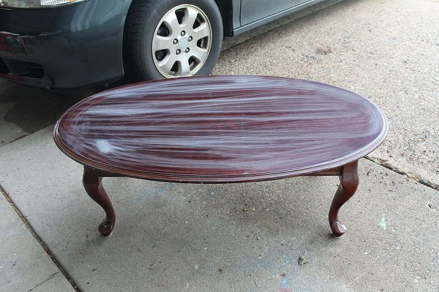 Best Big Lots Coffee Table Turned Lake Shore Cottage Coffee 400 x 300