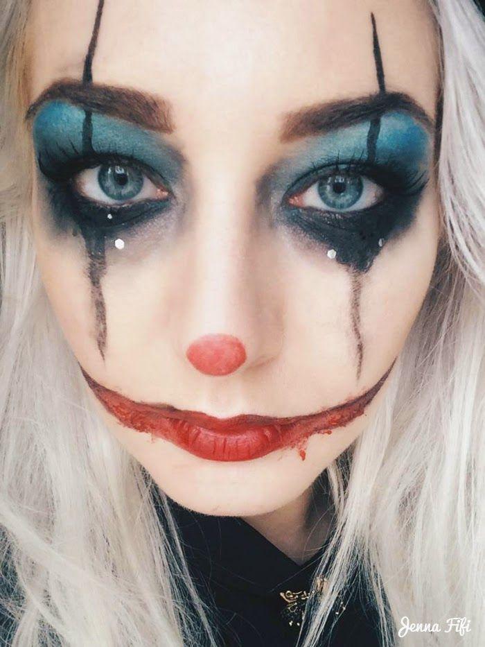 Jenna Fifi: 'Freak Show' Halloween Makeup Tutorial and Costume
