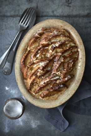 Raymond Blanc | Bread and Butter Pudding
