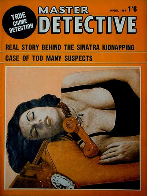 122 best images about detective magazines 60 s 80 s on 76 magazine covers and