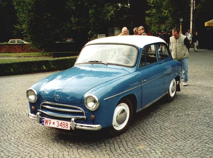 Syrena car Polish