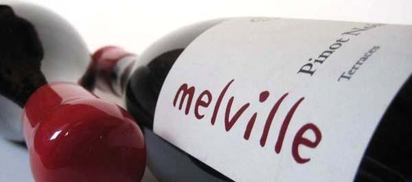 Meville winery - very nice Pinot Noir